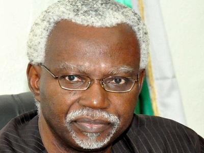 Ekpo Nta, chairman of ICPC
