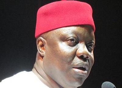 Dr. Emmanuel Uduaghan, Delta state governor