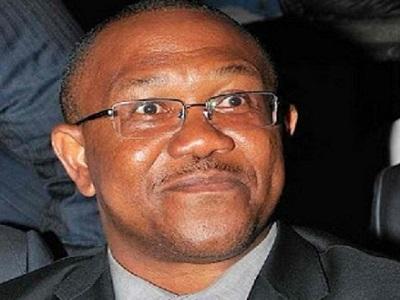 Peter Obi, governor of Anambra state