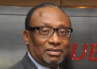 Ambassador Joe Keshi, chairman, UBA