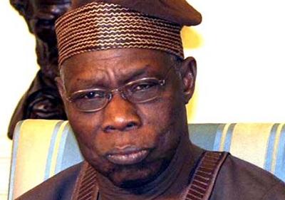 former President Olusegun Obasanjo,