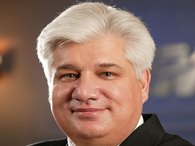 Mike Lazaridis,  co-founder of BlackBerry