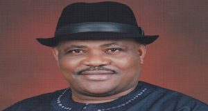 Chief Nyesom Wike, minister of Education,