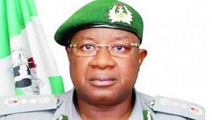 Abdullahi Dikko Inde, Comptroller-General of Customs
