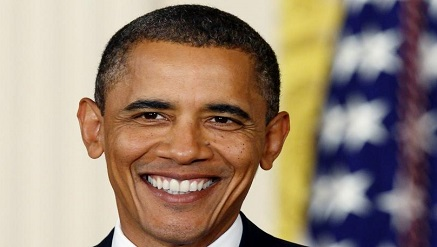 President Barack Obama of US