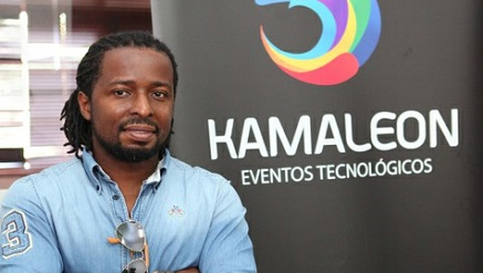 Dayn Amade, Founder and CEO of Kamaleon