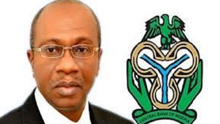 Godwin Emefiele, Governor, Central Bank of Nigeria