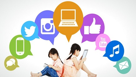 Image result for Social Media Accounts for kids