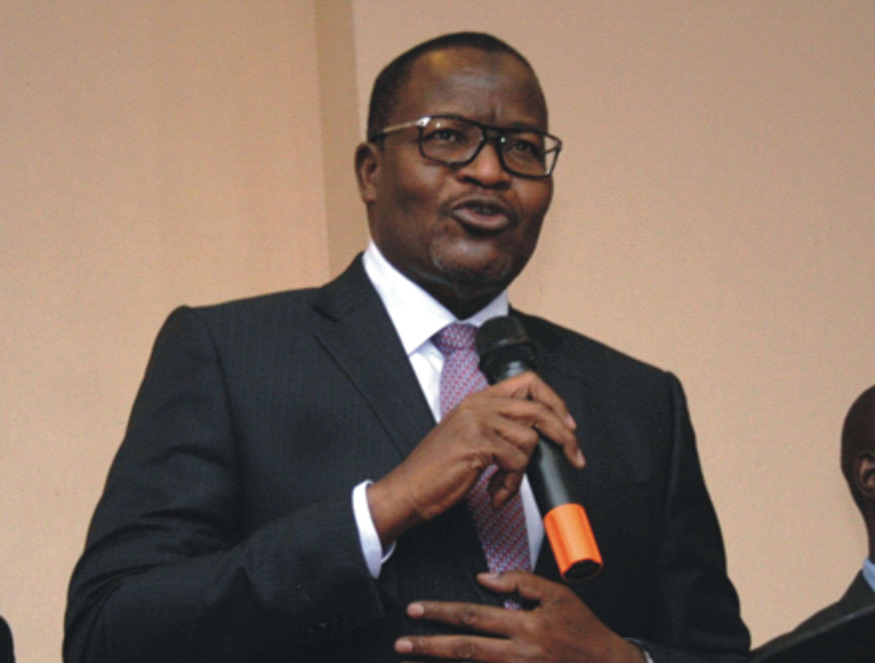 Image result for Executive Vice Chairman (EVC) of the Commission, Umar Danbatta