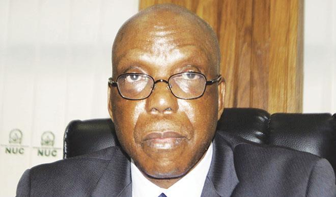 Prof. Julius Okojie. Photo: Nigeria Communications