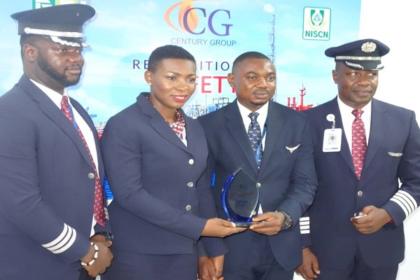 Image result for Arik Air Wins Courage And Safety Award