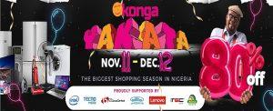 Konga Yakata Ends this Thursday
