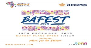 Access Bank Returns With 'BAFEST' Africa's Biggest Art, Fashion & Music Festival