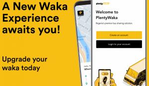 Plentywaka Unveils New App
