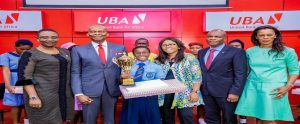 Girls Dominate 2019 UBA Foundation  Essay Competition as Jolaosho Oluwatoroti Otokini Wins